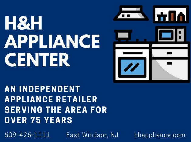 H&H Appliance Center Charity Advertisement
